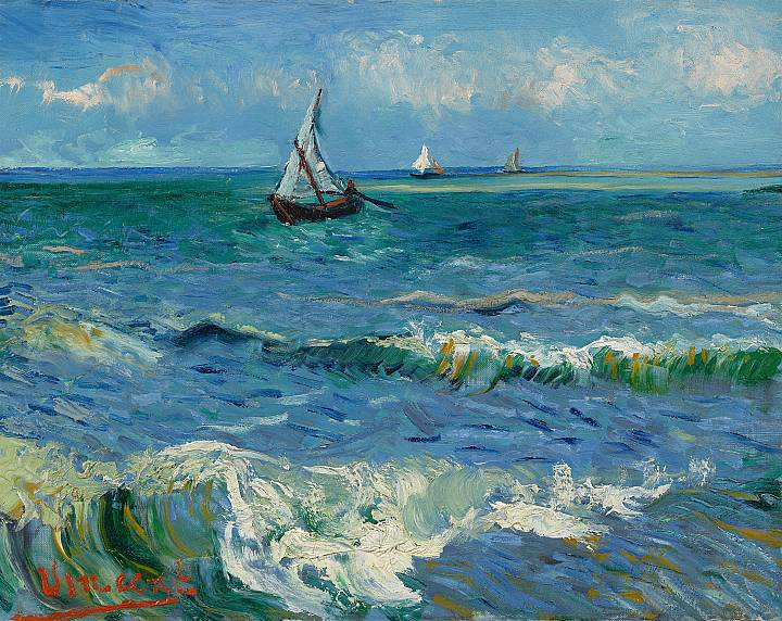 Unravel Van Gogh | Spontaneous or planned?